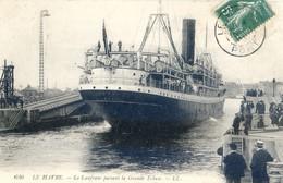 76 - Le Havre - Le Lanfranc Passant La Grande écluse - Le Havre