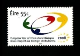 IRELAND/EIRE - 2008   YEAR OF INTERCULTURAL DIALOGUE  MINT NH - 1949-... Repubblica D'Irlanda