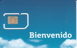 TARJETA GSM DE MOVISTAR DE CONTRATO 128 KB - SIM    (NUEVA-MINT) - Espagne