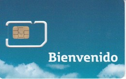 TARJETA GSM DE MOVISTAR DE CONTRATO 128 KB - SIM    (NUEVA-MINT) - Telefonica