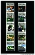 IRELAND/EIRE - 2009 ANNIVERSARY OF AN POST SELF-ADHESIVE SET EX COIL  MINT NH - 1949-... Repubblica D'Irlanda