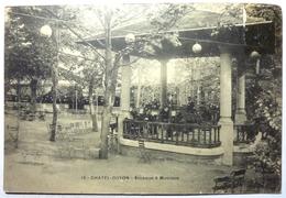 KIOSQUE Á MUSIQUE - CHATEL-GUYON - Châtel-Guyon