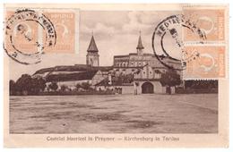 Romania Castelul Bisericei In Presmer Kirchenburg In Tartlau - Prejmer - Roumanie
