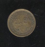 50 Centimes Monaco 1924 - Monaco