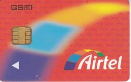 A-016 TARJETA GSM DE ESPAÑA DE AIRTEL CON SU CHIP ORIGINAL - Spain