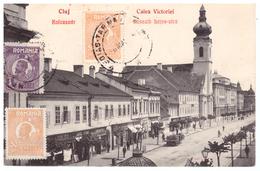 Cluj Calea Victoriei Kolozsvar Kossuth Lajos-utca - Roumanie