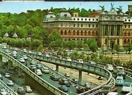 Madrid - Glorieta Del Emperador Carlos V - Madrid