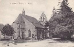 Corrèze - Tarnac - L'église - Autres Communes