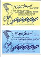 GF577 - BUVARDS BISCUITS REM - ROBERT JONQUET - Buvards, Protège-cahiers Illustrés