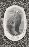 Felicitas Rohaert-heestert 1791-caster 1859-ongelijke Randen - Devotieprenten