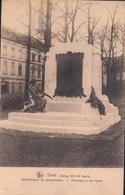 Diest Oorlog 1914-18 Guerre Gedenkteeken Der Gesneuvelden Hommage à Nos Héros - Diest
