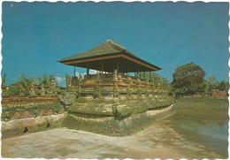 V3386 Indonesia - Bali - Pura Puteri Klungkung - Temple / Non Viaggiata - Indonesia