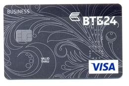 Russia VOID VISA VTB24 Modèle D'art - Geldkarten (Ablauf Min. 10 Jahre)