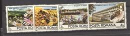 Roumanie  :  Yv  3771-74  **    Abeilles - 1948-.... Républiques