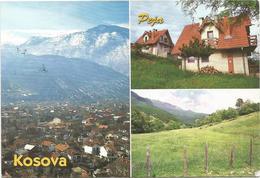 V3390 Peja Peje Pec - Kosova Kosove Kosovo / Viaggiata - Kosovo