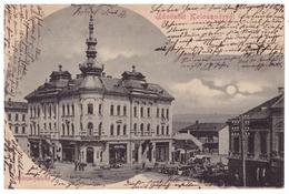 Romania Cluj Kolozsvar Babos Palota - Roumanie