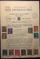 ACTA APOSTOLICAE - 1966 N°2 - Vatican