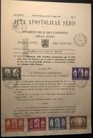 ACTA APOSTOLICAE - 1966 N°4 - Vatican