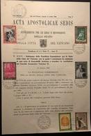 ACTA APOSTOLICAE - 1966 N°48 - Vatican