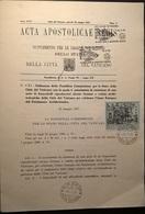 ACTA APOSTOLICAE - 1975 N°4 - Vatican