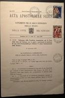 ACTA APOSTOLICAE - 1975 N°12 - Vatican