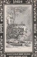 Antonia De Roover-oost-eeclo 1797-sleijdinge 1872 - Devotieprenten