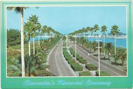 V3392 Florida - Clearwater Beach - Memorial Causeway / Non Viaggiata - Stati Uniti
