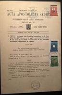 ACTA APOSTOLICAE - 1976 N°5 - Vatican