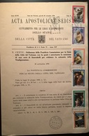 ACTA APOSTOLICAE - 1976 N°6 - Vatican