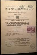 ACTA APOSTOLICAE - 1976 N°9 - Vatican