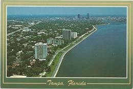 V3394 Florida - Tampa Bay - Aerial View Vue Aerienne Aerial View / Non Viaggiata - Tampa