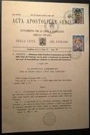 ACTA APOSTOLICAE - 1977 ASSUNZIONE - Vatican