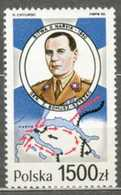POLAND MNH ** 3072 Bataille De Narvik Général Zygmunt Bohusz Szyszko - 1944-.... République