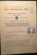 ACTA APOSTOLICAE - 1977 N°7 - Vatican