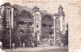 3 Seltene ALTE  AK  SWINEMÜNDE - Swinoujscie / Pommern / Polen  - Versch. Ansichten - 1912 Gelaufen - Pommern