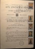 ACTA APOSTOLICAE - 1974 N°9 - Vatican