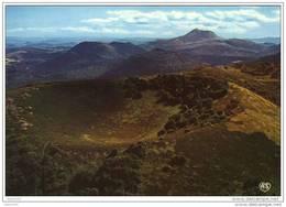 CPM Auvergne.chaîne Des Volcans éteints.ed:LYS Num:A439 - France