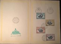 BOLLETTINO 1971 POSTA AEREA - Vatican