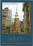 V3396 Boston - South Meeting House / Non Viaggiata - Boston