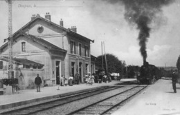 Donjeux La Gare - France
