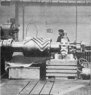 CITROEN Engrenages Taillage De Dents à Double Chevron 1926 - Vieux Papiers