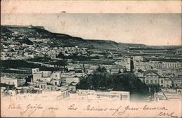! Alte Ansichtskarte Las Palmas De Gran Canaria, 1901, Southampton Ship Letter - La Palma