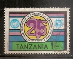 TANZANIE      OBLITERE - Tanzanie (1964-...)
