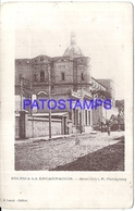 105269 PARAGUAY ASUNCION CHURCH IGLESIA LA ENCARNACION POSTAL POSTCARD - Paraguay