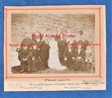 Photo Ancienne Vers 1900 - COUTANCES Ou Environs - Mariage LECAPLAIN - Familles Guéroult , Lecampion , Lerond - A. Odye - Anciennes (Av. 1900)