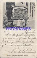105272 CUBA LA HABANA STAND PUESTO DE FRUTAS POSTAL POSTCARD - Postcards