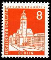 BERLIN DS BAUTEN 2 Nr 187 Postfrisch X3F314A - [5] Berlin
