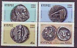 CYPRUS 380-383,unused - Chypre (République)