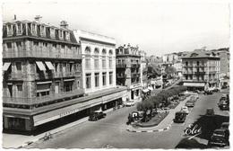 Biarritz Place Clemenceau - ELCÉ 8813 - Real Photo Unused - Biarritz