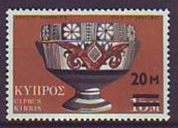 CYPRUS 401,unused - Chypre (République)